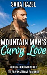 bargain ebooks Mountain Man's Curvy Love Erotic Romance by Sara Hazel