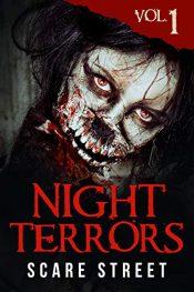 amazon bargain ebooks Night Terrors Vol. 1 Horror by Multiple Authors