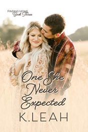 bargain ebooks One She Never Expected Clean Romance by K. Leah