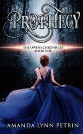 bargain ebooks Prophecy Young Adult/Teen Urban Fantasy by Amanda Lynn Petrin
