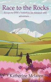 amazon bargain ebooks Race to the Rocks Historical Adventure Romance by Katherine Mclaren