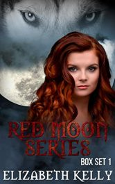 amazon bargain ebooks Red Moon Series Books One to Three Erotic Romance by Elizabeth Kelly