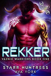 bargain ebooks Rekker Science Fiction Romance by Ava York & Starr Huntress