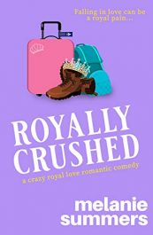 amazon bargain ebooks Royally Crushed Comedy Romance by Melanie Summers