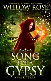 bargain ebooks Song for a Gypsy YA Fantasy Adventure by Willow Rose