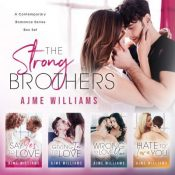 bargain ebooks The Strong Brothers Box Set Contemporary Steamy Romance by Ajme Williams