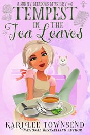 bargain ebooks Tempest in the Tea Leaves Cozy Mystery by Kari Lee Townsend