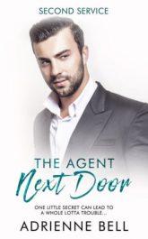 bargain ebooks The Agent Next Door Romantic Suspense by Adrienne Bell