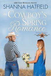 bargain ebooks The Cowboy's Spring Romance Western Romance by Shanna Hatfield