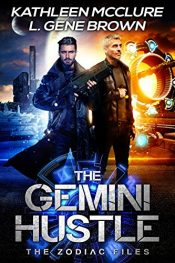 bargain ebooks The Gemini Hustle SciFi Space Opera Adventure by Kathleen McClure & L. Gene Brown