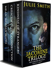 bargain ebooks The Jacomine Trilogy Mystery by Julie Smith