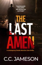 bargain ebooks The Last Amen Police Procedural Mystery / Crime Thriller by C.C. Jameson