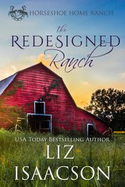 bargain ebooks The Redesigned Ranch Clean Christian Western Romance by Liz Isaacson