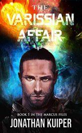 bargain ebooks The Varissian Affair Science Fiction Action/Adventure by Jonathan Kuiper