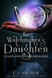 bargain ebooks The Watchmaker's Daughter Historical Adventure by C.J. Archer
