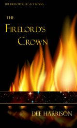 bargain ebooks The Firelord's Crown Historical Fantasy by Dee Harrison