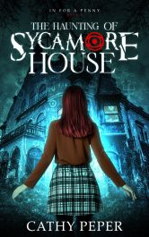 bargain ebooks The Haunting of Sycamore House Paranormal Thriller by Cathy Peper