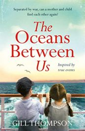 amazon bargain ebooks The Oceans Between Us Women's Adventure by Gill Thompson