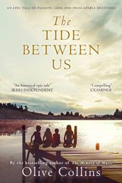 amazon bargain ebooks The Tide Between Us Historical Fiction by Olive Collins