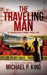 amazon bargain ebooks The Traveling Man Crime Action/Adventure by Michael P. King