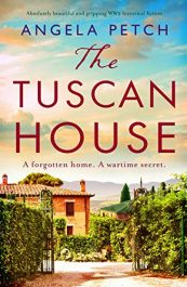 amazon bargain ebooks The Tuscan House Historical Fiction by Angela Petch