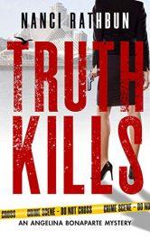 bargain ebooks Truth Kills Mystery Thriller by Nanci Rathbun
