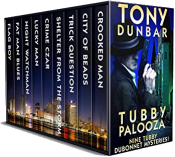 bargain ebooks Tubbypalooza: Nine Hard-Boiled Tubby Dubonnet Mysteries (Tubby Dubonnet Series) Mystery by Toney Dunbar