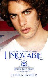 bargain ebooks Unlovable New Adult Romance by Jamila Jasper