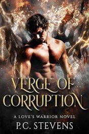 bargain ebooks Verge of Corruption: A Dark, Steamy Paranormal Romance Paranormal Romance by P.C. Stevens