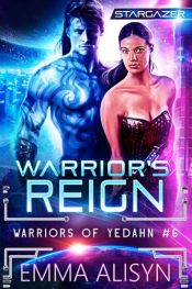 bargain ebooks Warrior's Reign SciFi Alien Romance by Emma Alisyn