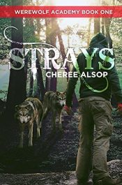 bargain ebooks Werewolf Academy Book 1: Strays Young Adult/Teen by Cheree Alsop