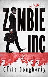 amazon bargain ebooks Zombie Inc Horror by Chris Dougherty
