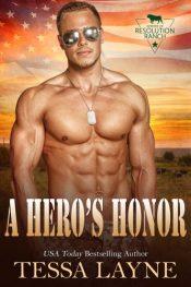 bargain ebooks A Hero's Honor Contemporary Romance by Tessa Layne