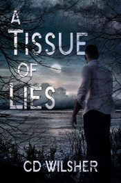 bargain ebooks A Tissue of Lies Legal Mystery by CD Wilsher