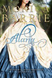 amazon bargain ebooks Alana Historical Fiction Romance by Monica Barrie