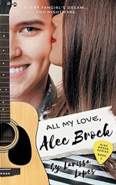 bargain ebooks All My Love, Alec Brock Young Adult/Teen by Larissa Lopes