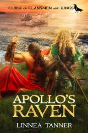 amazon bargain ebooks Apollo's Raven Historical Fantasy by Linnea Tanner
