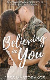 bargain ebooks Believing in You Sweet Romance by Jess Mastorakos
