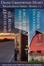 bargain ebooks Bellingwood Boxed Set: Books 1-3 Cozy Mystery by Diane Greenwood Muir