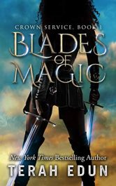 bargain ebooks Blades of Magic Young Adult/Teen Historical Fantasy by Terah Edun