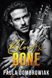 bargain ebooks Blood and Bone Rock Star Romance by Paula Dombrowiak