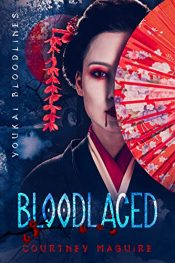 bargain ebooks Bloodlaced Paranormal Transgender Romance by Courtney Maguire