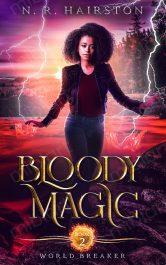 amazon bargain ebooks Bloody Magic Urban Fantasy by N. R. Hairston