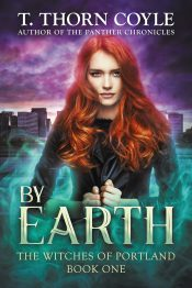 bargain ebooks By Earth Paranormal Urban Fantasy by T. Thorn Coyle