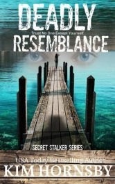 bargain ebooks Deadly Resemblance Romantic Mystery Thriller by Kim Hornsby