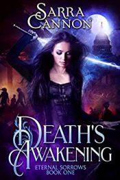 amazon bargain ebooks Death's Awakening (Eternal Sorrows Book 1) Young Adult/Teen Fantasy by Sarra Cannon