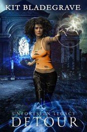 amazon bargain ebooks Detour Overlook Arcane Academy of Magic Fantasy by Kit Bladegrave