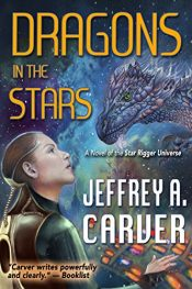 bargain ebooks Dragons in the Stars Science Fiction Fantasy by Jeffrey A. Carver