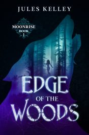 amazon bargain ebooks Edge of the Woods Paranormal Fantasy Romance by Jules Kelley