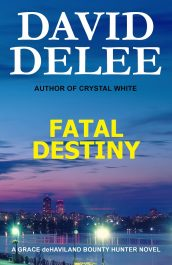 amazon bargain ebooks Fatal Destiny Women's Sleuth Mystery/Thriller by David DeLee